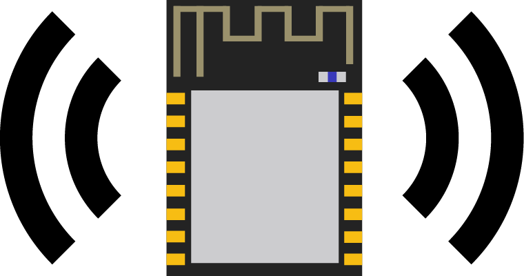 ESP8266 Beacon Spammer / WiFi Deauther - Yahya1337