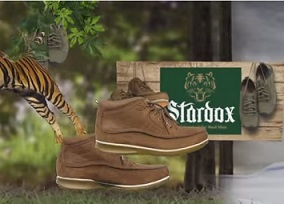 Flat 50% Off on Stardox Nubuck Leather Shoes @ Amazon (Price Compared)