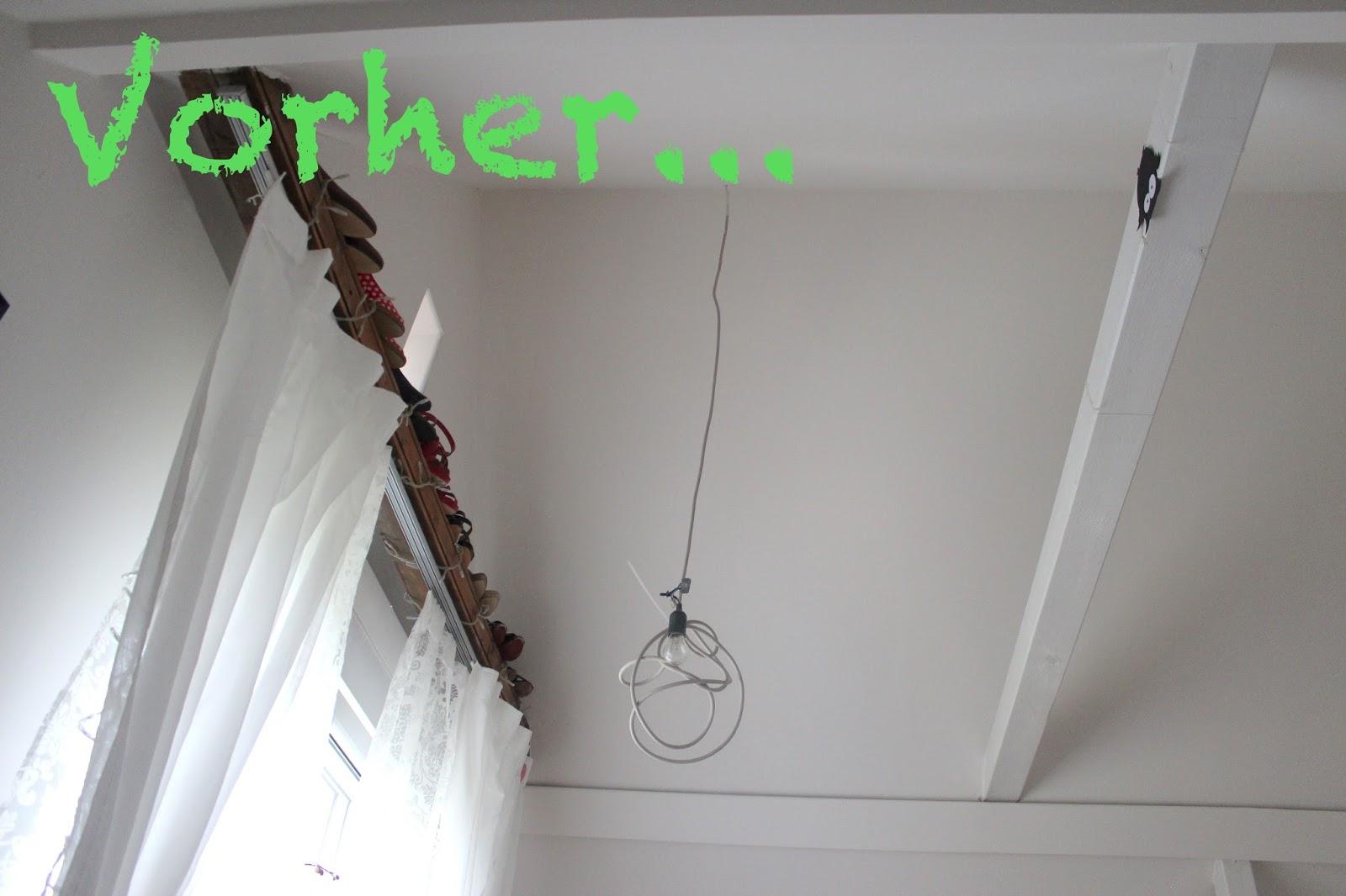 Diy Ikea Lampe Schmetterlinge