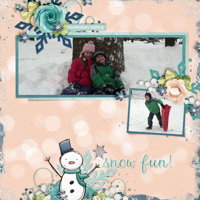 My Sweet Snowflake