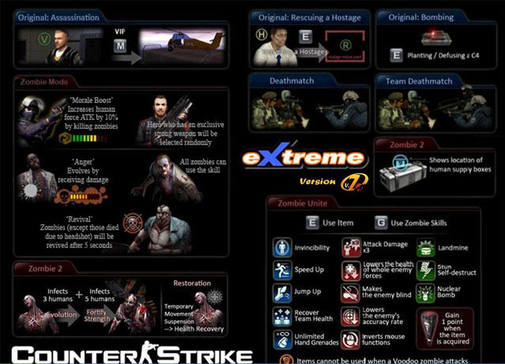 Download Counter Strike Xtreme v7.0 Full Version