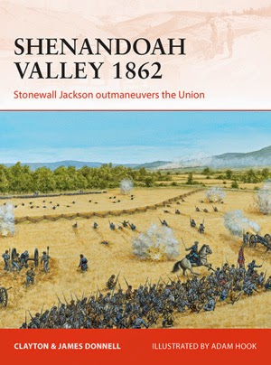 Shenandoah Valley 1862 Stonewall Jackson outmaneuvers the Union