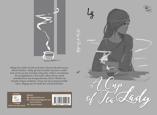 A Cup of Tea Lady- Novel by Ly