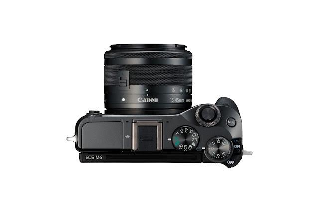 La Canon EOS 6M