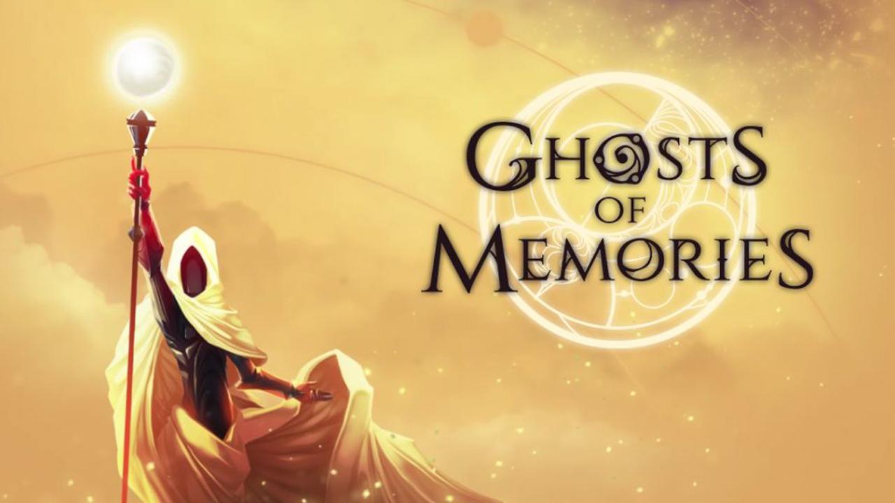 لعبه Ghosts of Memories v1.0.4 مدفوعه (الغاز رائعه) (تحديث)