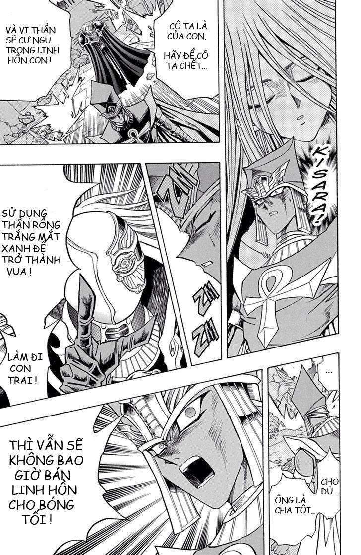 YUGI-OH! chap 330 - thần bảo hộ trang 4