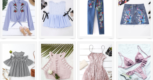 Zaful WishList 💗
