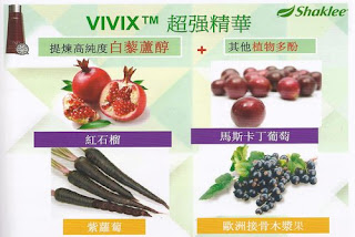 Vivix嘉康利; 细胞抗衰老; 抗癌; 营养品公司; 红酒;