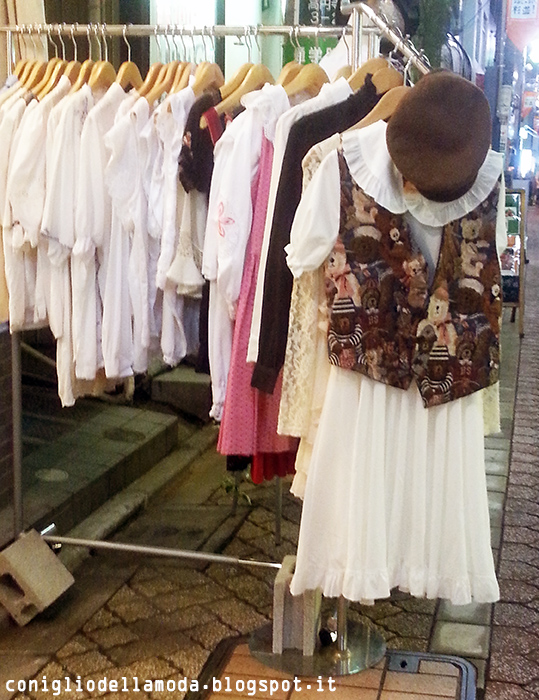 newest 9a59c 8e416 Stylebunny: Fare shopping dell'usato a Tokyo/Thrifting in Tokyo