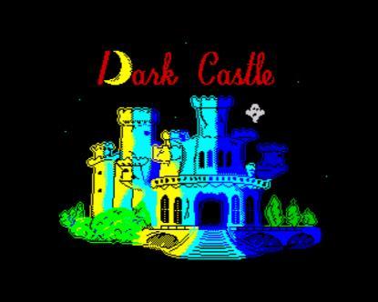 Prueba Dark Castle, un nuevo arcade para ZX Spectrum
