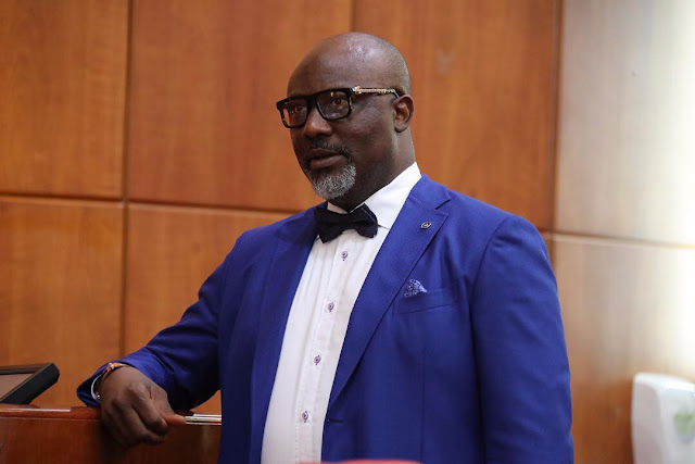Dino Melaye Declared Wanted As Suspects Of Gunrunning Case Escapes Jail