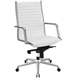 Modway Pattern Chair In White
