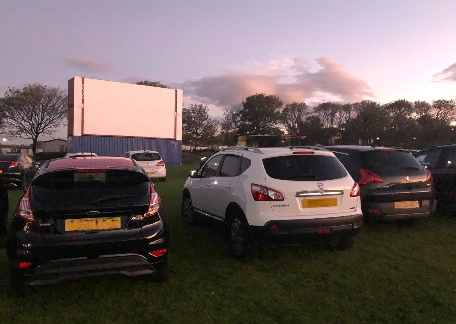 Drive in Cinema Shields