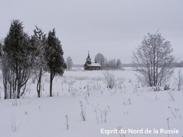 la chapelle de Kirik et Julitte