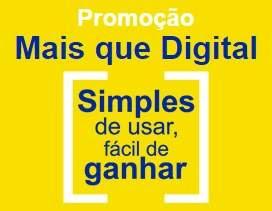 Promoção BB Mais Que Digital Banco do Brasil Prêmios Participar