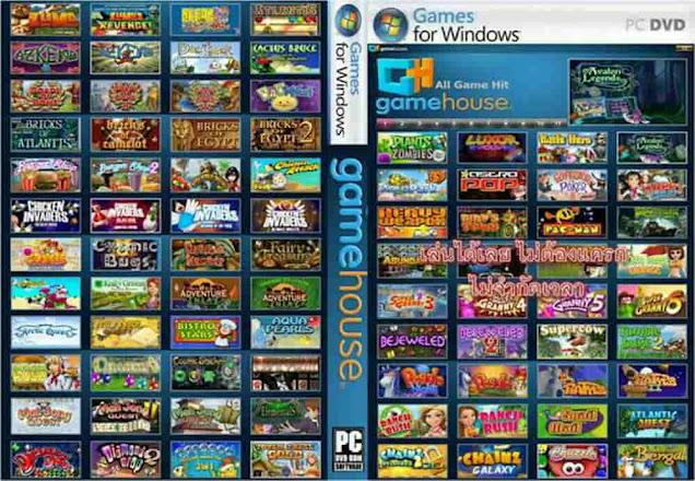Cara Menginstal File Game House Untuk PC Atau Laptop