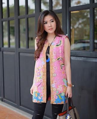 Batik Motif Bunga