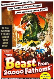 Watch The Beast from 20,000 Fathoms Online Free 1953 Putlocker