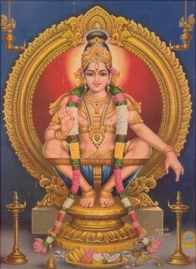 Hindu God Apam napat picture
