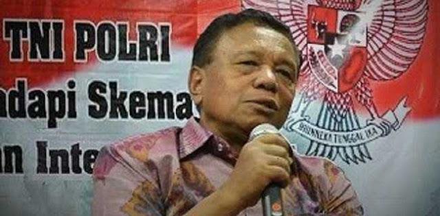 Letjen (Purn) Suharto: Panglima Kita Bukan Wakapolri, Maaf Saya Sedikit Tajam