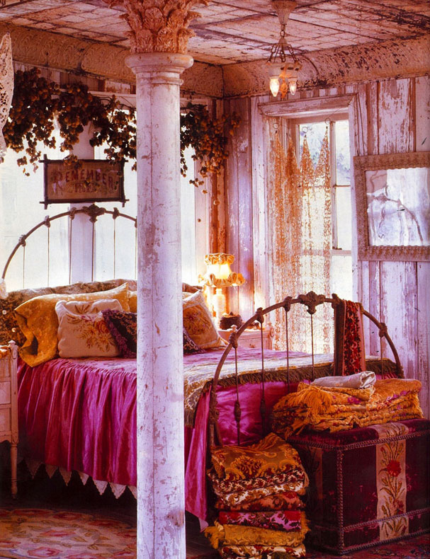 Bohemian valhalla magnolia pearl ranch for sale - Easy vintage bedroom designs styles you may imitate at home ...