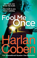 Fool Me Once by Harlan Coben book cover and review