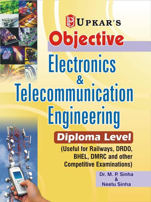 Upkar's Objective Electronics & Telecommunication Engineering e-Book PDF Download