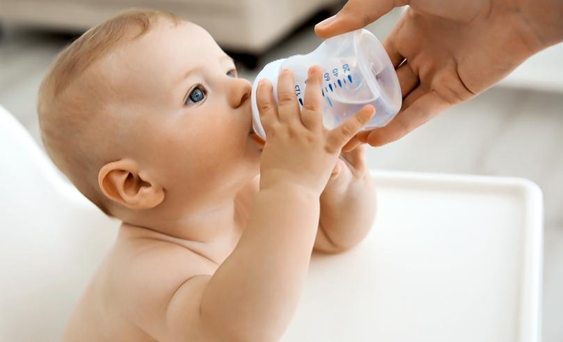 Kiek vaikui reikia vandens