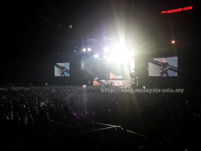 Photo of Metallica Live in Malaysia