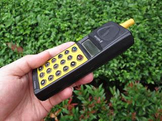 Hape Ericsson GA628 Jadul Kolektor Item