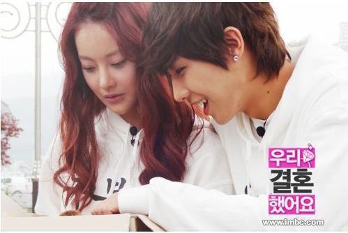 Joon and yeon seo we got married episode 3 / Kore wa zombie season 2