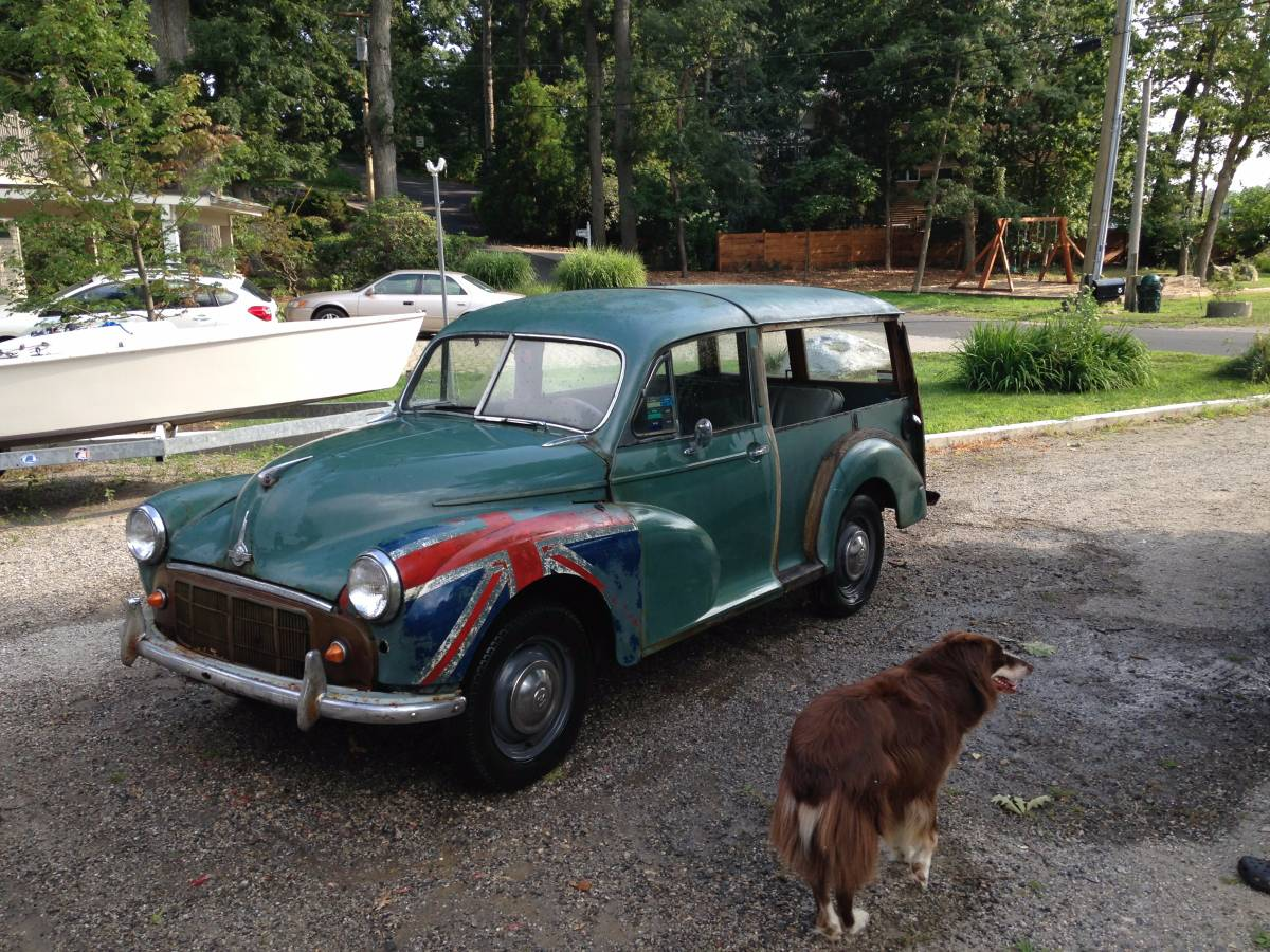 Morris minor traveller for sale - The Minor Traveller Was A Wood Framed Estate Version Of The Minor That Used Exposed And Lacquered Ash As Frame No Sense In Hiding Something As Cool As