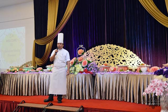 Buffet Ramadhan 2017 : Bangi Golf Resort