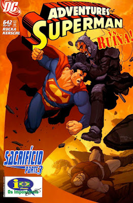 As Aventuras do Superman #642