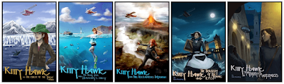 kitty hawk book, kitty hawk yukon gold, ya books, iain reading