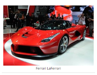 Ferrari Maranello Laferrari