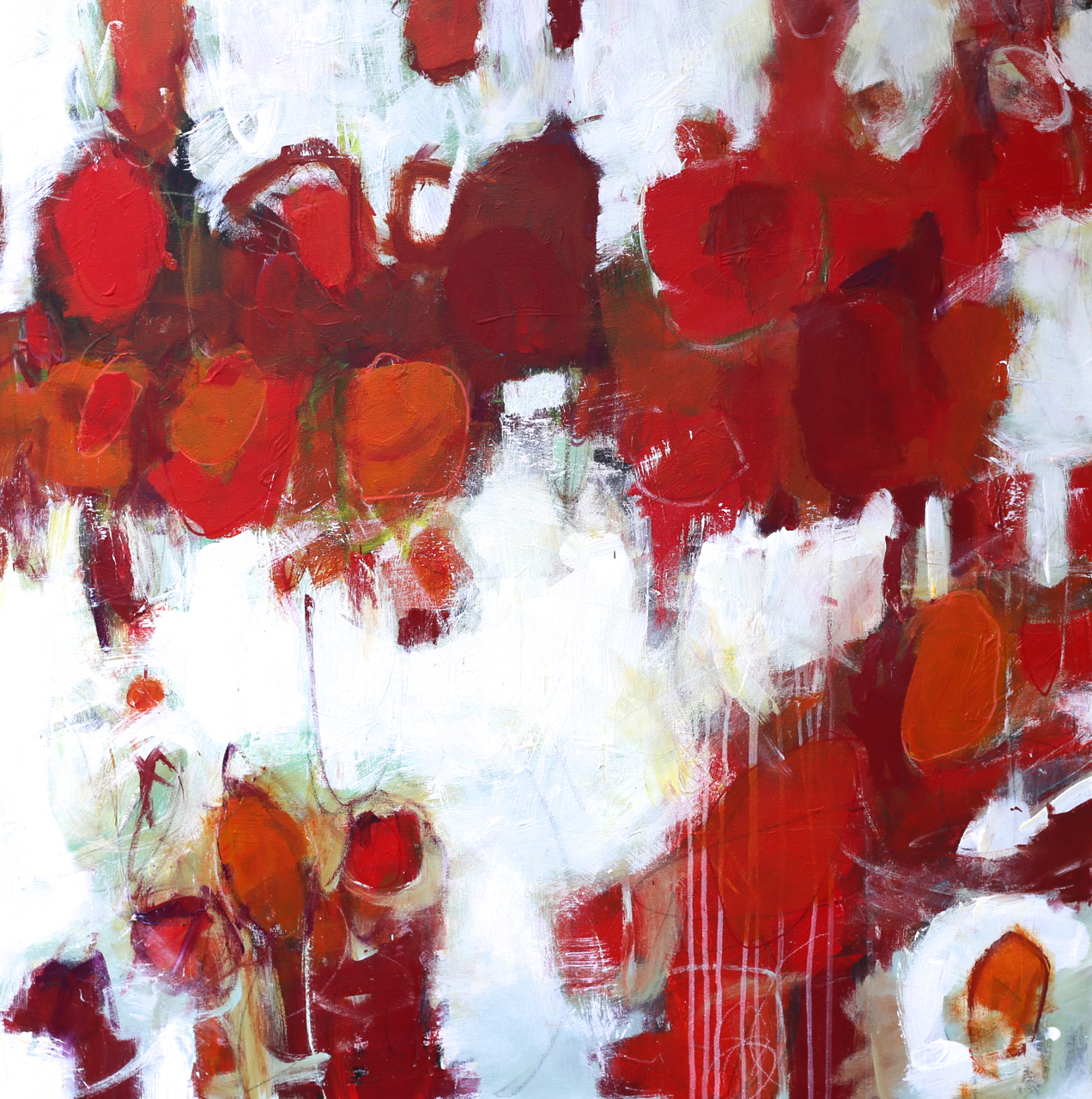 Elizabeth Chapman Art Fire And Ice