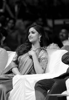 Keerthy Suresh with Cute Smile in Sarkar Audio Launch 2