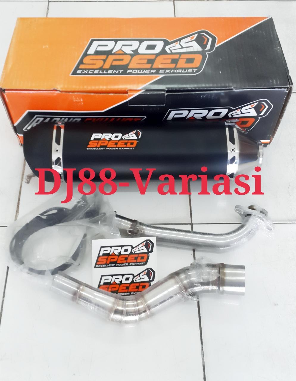 Dj88 Variasi Toko Aksesories Terlengkap Dan Terpercaya Se Indonesia Prospeed Black Series Yamaha New Vixion150 Full Knalpot Nmax Racing System N Max
