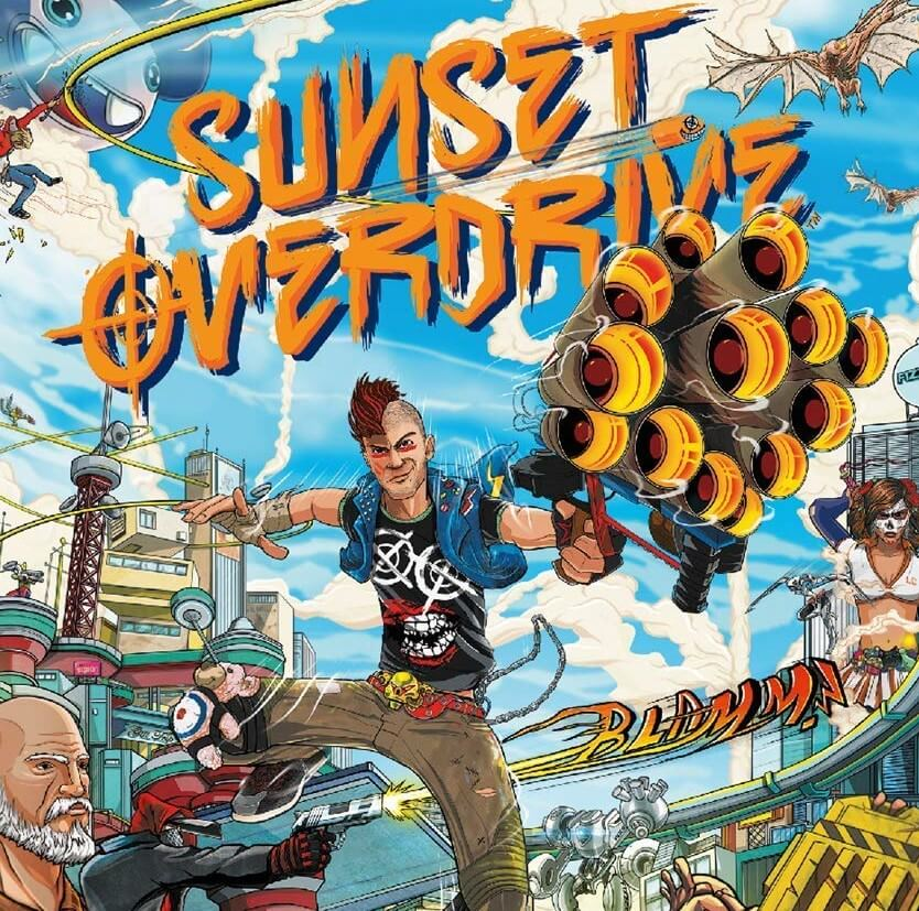 Sunset Overdrive PC Releases On November 16th, Priced $19.99, Contains All DLC