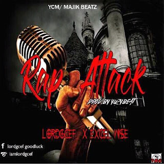 SG Music: Lordgcef Ft Excelwise – Rap Attack