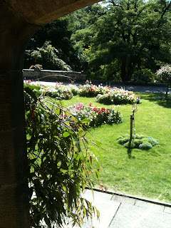 gardening, shibden hall, life on pig row