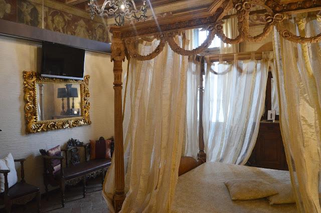 dormire in un castello veneto bevilacqua