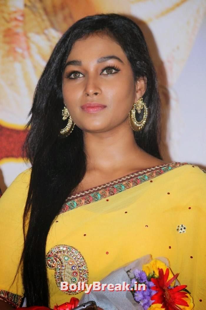 Kollywood Actress Swathi, Kollywood Actress Swathi hot Pics in yellow Saree