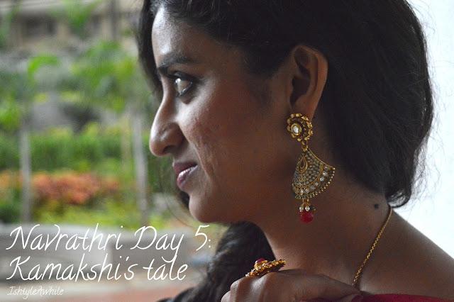 Navrathri Day 5: Kamakshi's tale image