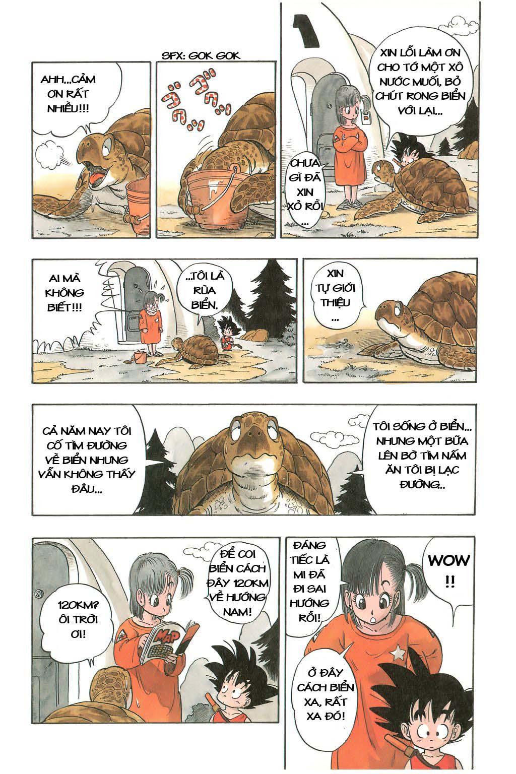 Dragon Ball chap 3 trang 6
