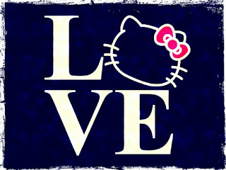 Gambar I Love Hello Kitty 7