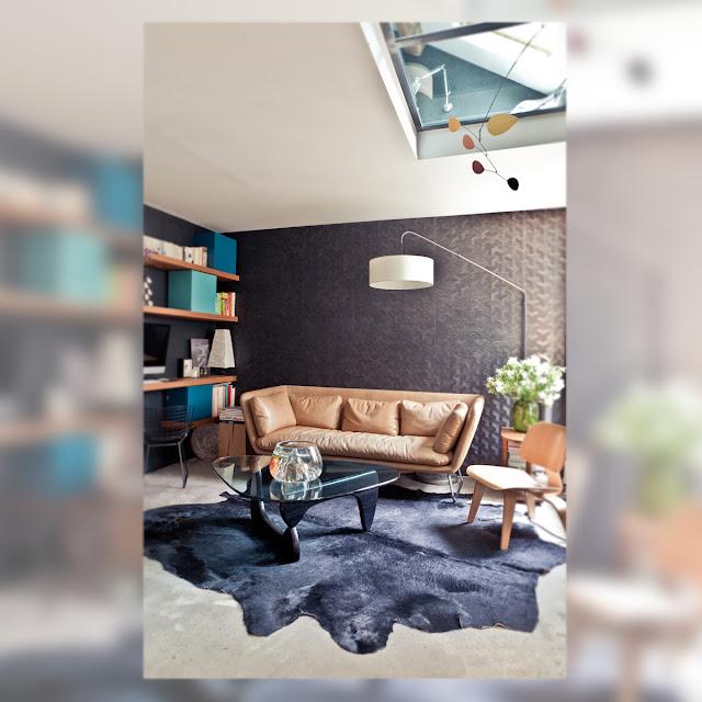 Tutto Interiors A Michigan Interior Design Firm Receives: -DISEÑO- Un ático En París