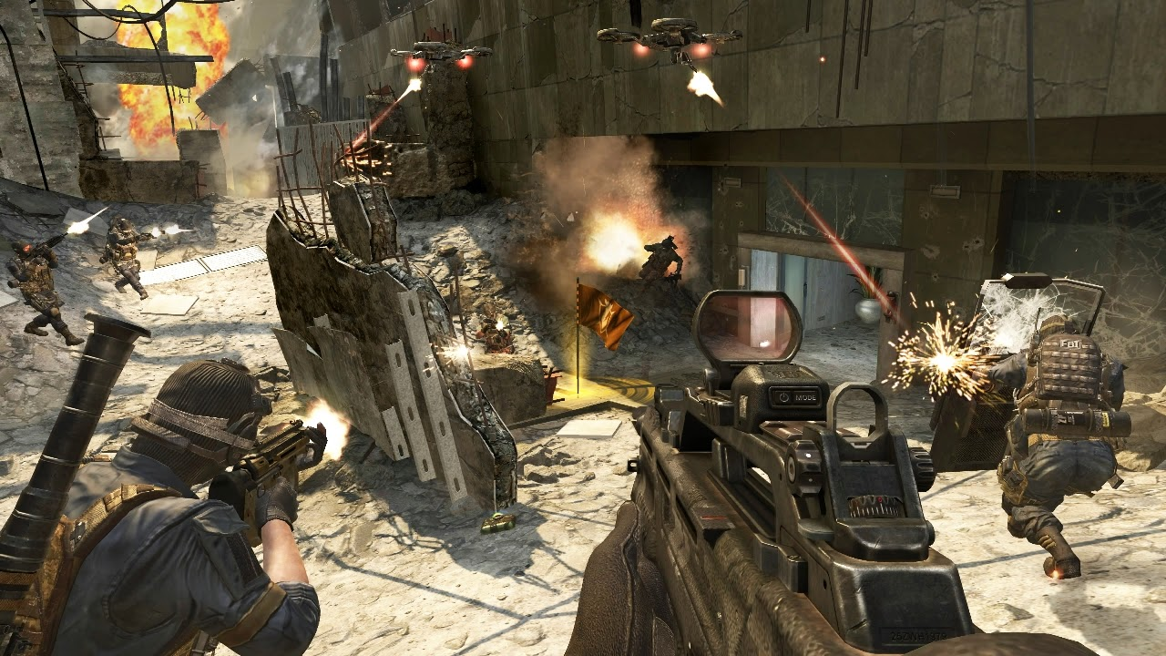 Call of Duty (COD) Black Ops II Free Download For PC