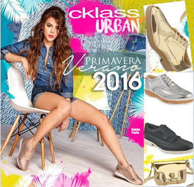 Urban Cklass primavera verano 2016